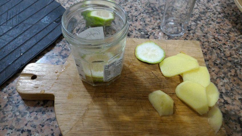 Miele, zenzero e limone ricetta - Incucianconte.it