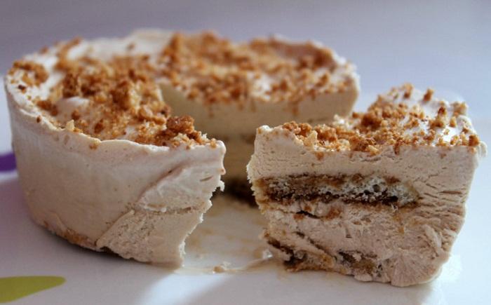 Torta gelato senza gelatiera - Ricetta gelato Incucianconte.it