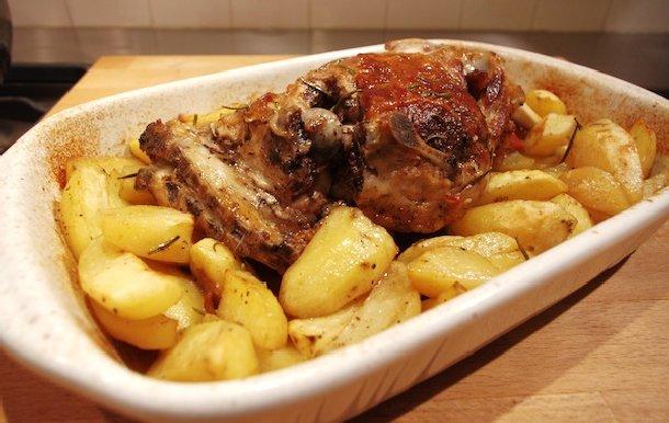 Agnello - Incucinaconte - Elenco ingredienti ricette cucina con agnello