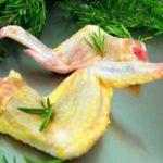 Alette di pollo - Incucinaconte - Elenco ingredienti ricette cucina