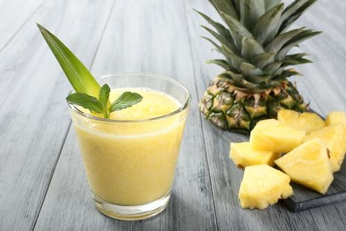 Aloe vera e succo ananas ricetta drink - ricette