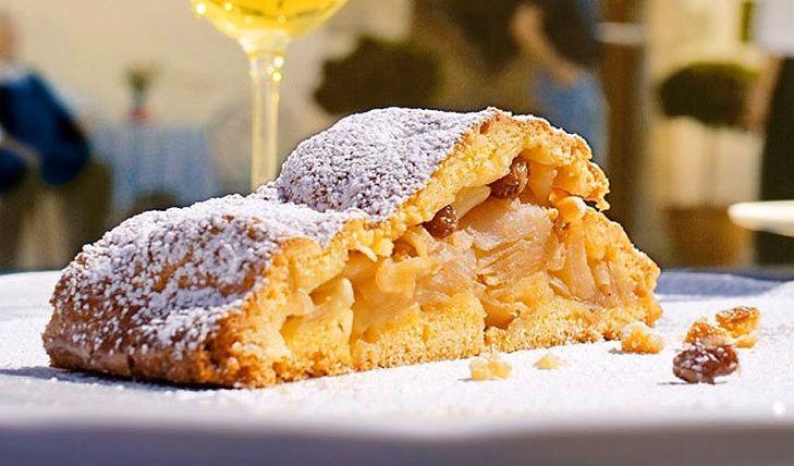 Apfelstrudel elenco ingredienti ricette cucina con apfelstrudel - Elenco utensili cucina ...