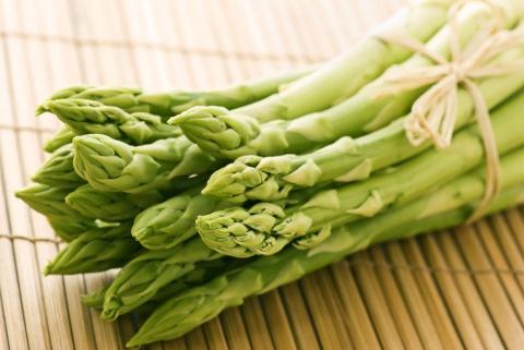 Asparagi - Elenco ingredienti. Ricette cucina con asparagi