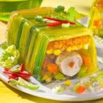 Aspic - Incucinaconte - Elenco ingredienti ricette cucina