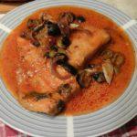 Baccalà in guazzetto ricetta - Ricette cucina Incucinaconte.it