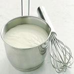 Besciamella - Elenco ingredienti. Ricette cucina con besciamella