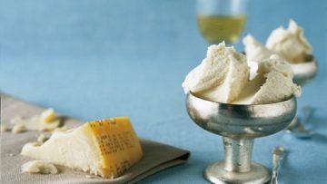 Gelato al parmigiano ricetta - Ricette gelati Incucinaconte.it