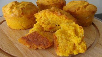 Muffin di zucca ricetta - Ricette dolci Incucinaconte.it