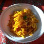 Ricetta Pasta penne miste con la zucca Ricette di InCucinaConTe.it