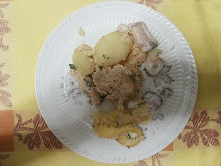 Ricetta Pesce bandiera (spatola) gratinato con patate - InCucinaConTe.it