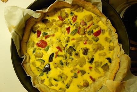 Ricetta Quiche Lorraine - Ricette cucina francese InCucinaConTe.it