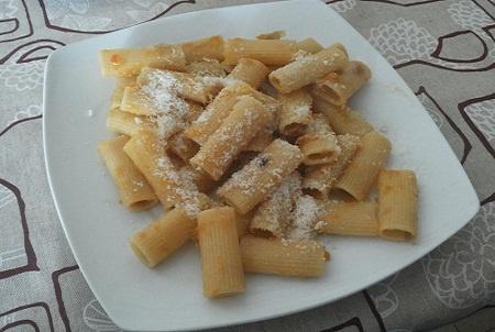 Ricetta Rigatoni di zucca con carne e porro - Ricette primi piatti InCucinaConTe.it