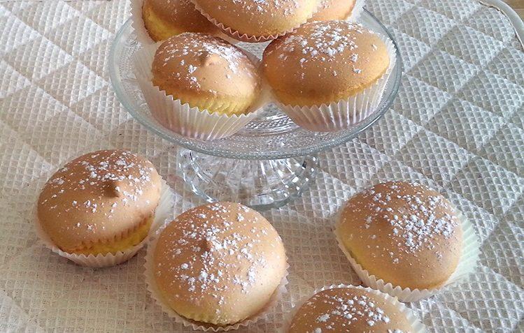 Ricetta Tette delle monache (o delle suore) - ricette dolcetti