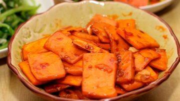 Ricetta Zucca in agrodolce non fritta. Ricette di InCucinaConTe.it