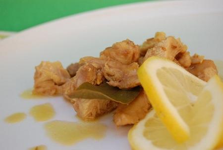 Ricetta straccetti di pollo al limone - Ricette secondi piatti pollo cucina