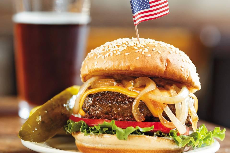 Ricette cucina americana USA. Cucina americana ricette