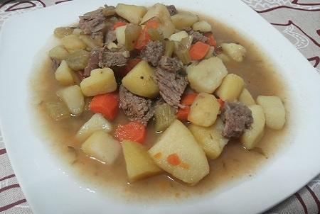 Ricette Cucina Italiana Consume Di Carne Con Lenticchie E Verdure