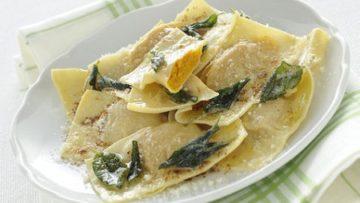 Ricette cucina italiana. Tortelli di zucca - Ricette primi piatt