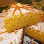 Torta di carote e mandorle - Ricette torte e dolci su Incucinaconte.it