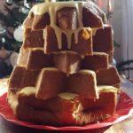 Pandoro con crema di mascarpone al gianduia ricetta pandoro Natale Disaronno