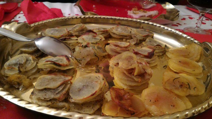 Ricetta torrette di patate arrosto alle erbe e paprica