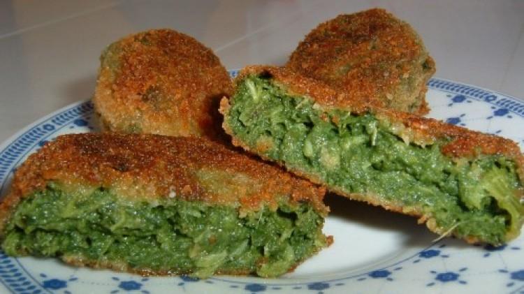 Polpette di spinaci ricetta. Ricette cucina facili e veloci
