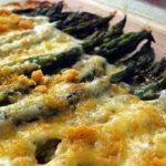 Ricetta Asparagi gratinati al forno. Ricette cucina contorni