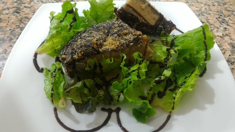 Ricetta Melanzane imbottite con carne di tacchino