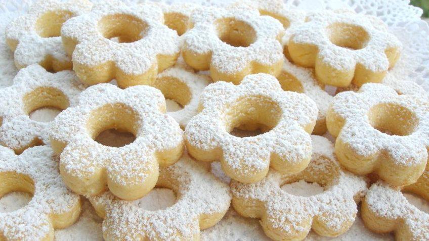 Dolce ricetta canestrelli. Ricetta dolcetti cucina Piemonte
