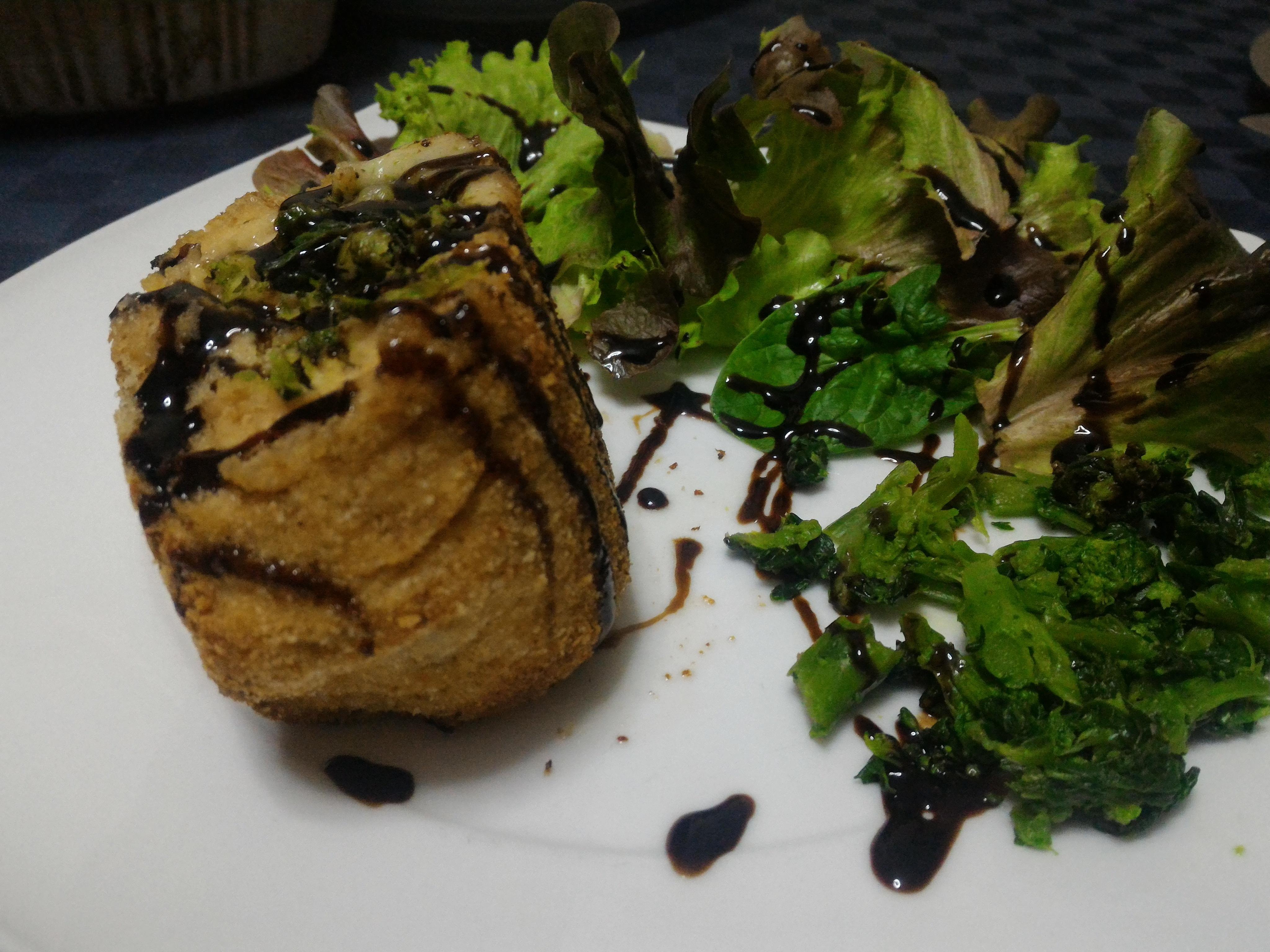 rollè di tacchino con friarielli - ricette cucina secondo piatto ... - Come Cucinare Il Rollè Di Tacchino