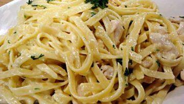 Spaghetti Al Pollo Ricetta primi piatti