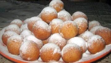 Castagnole di ricotta - Ricette dolci Carnevale