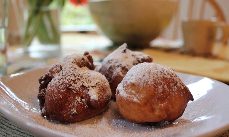 Fritole Carnevale - Ricette dolcitti cucina veneziana