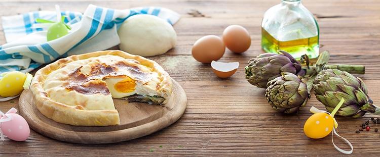 Ricette cucina dolci primi e antipasti Pasqua