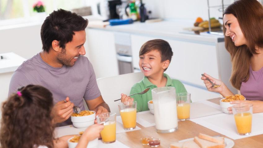 Colazione per bambini. Consigli della nustrizionista