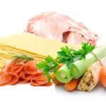 Lasagnette con ragù di coniglio tartufato e prosciutto