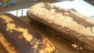 Plum cake di cioccolata. Ricetta
