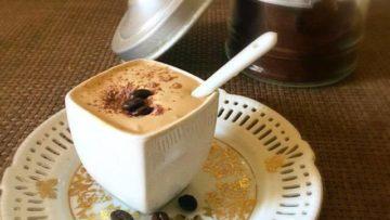 Ricetta Crema di caffè fatta in casa
