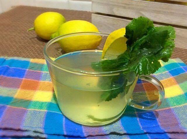 decotto malva e limone