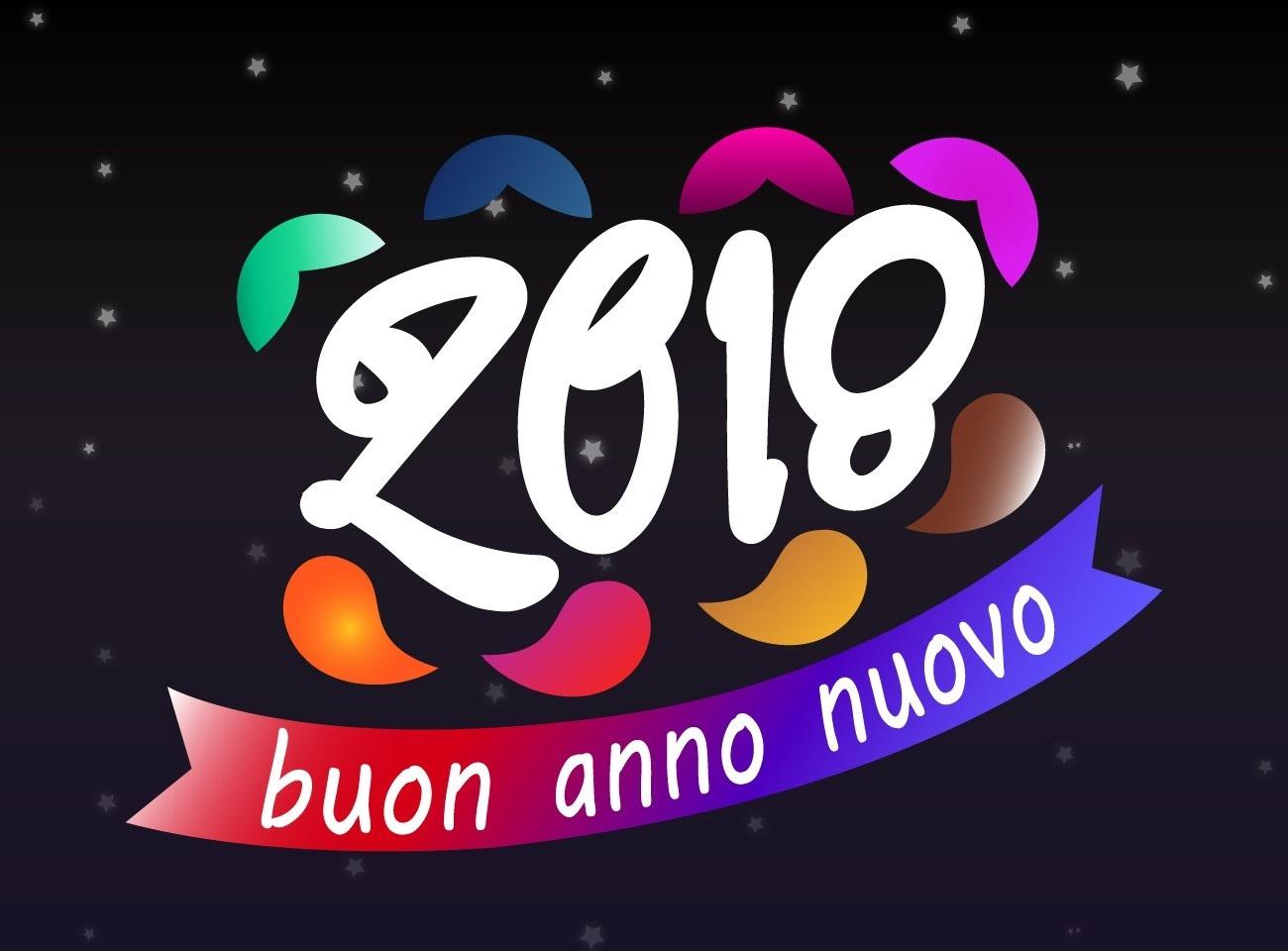 Capodanno 2018 auguri di un felice anno nuovo ricette for Messaggi divertenti di buon anno