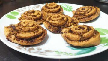 Ricetta cinnamon rolls incucinaconte